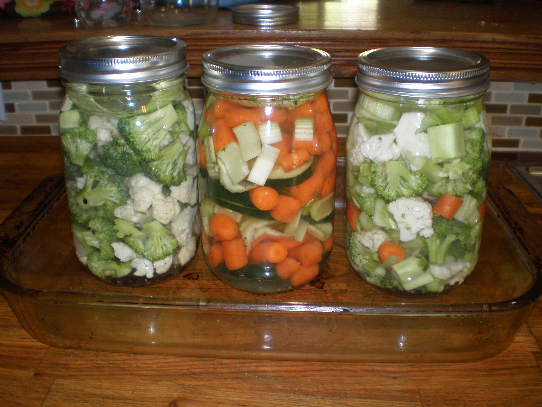 Цветная капуста на зиму салат рецепты приготовления