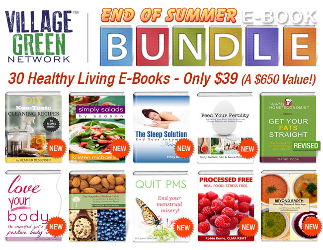Summer E-Book Bundle: Get 30 e-books for 95% off! One week only, don't miss this amazing deal!