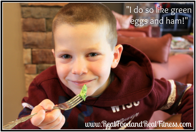 Guest Post: Clean Eating Green Eggs and Ham