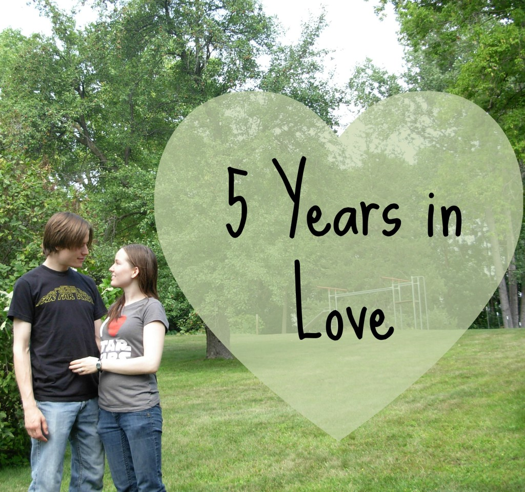 5 Years in Love