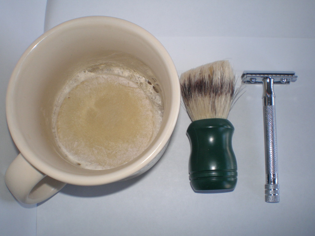 Your clean shaving toolkit