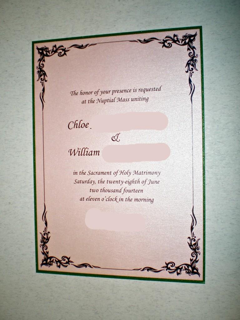 DIY Wedding Invitation Tutorial | How We Flourish