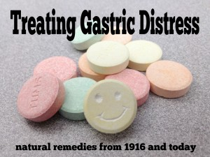 Treating Gastric Distress