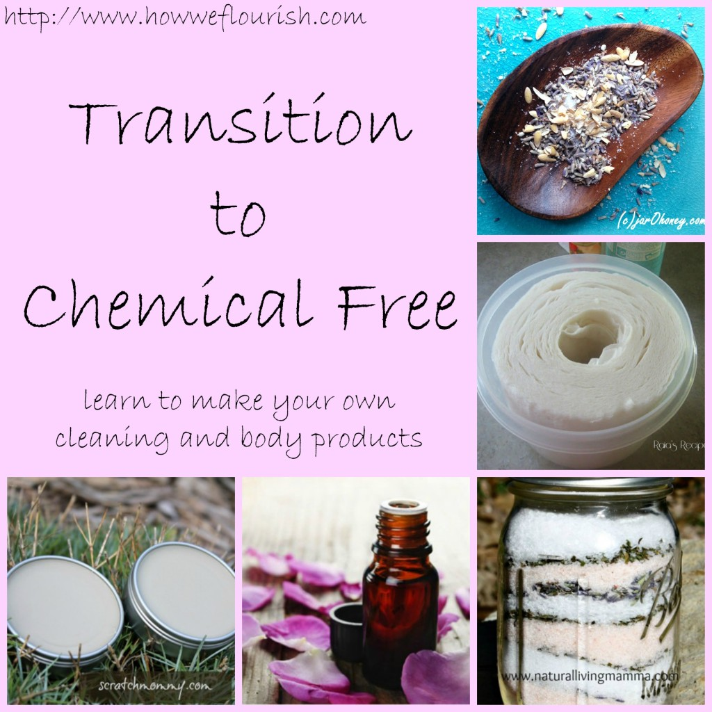 Transition to Chemical Free Roundup