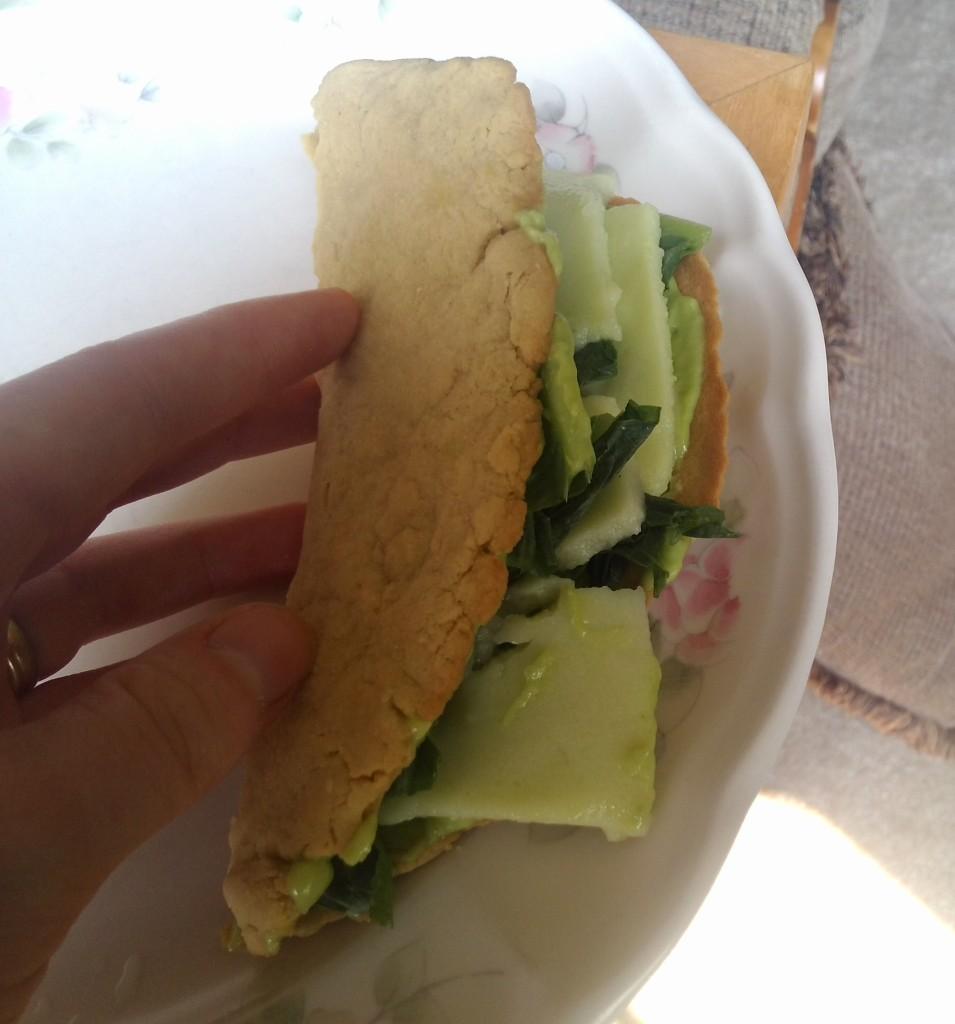 An AIP Sandwich!!!