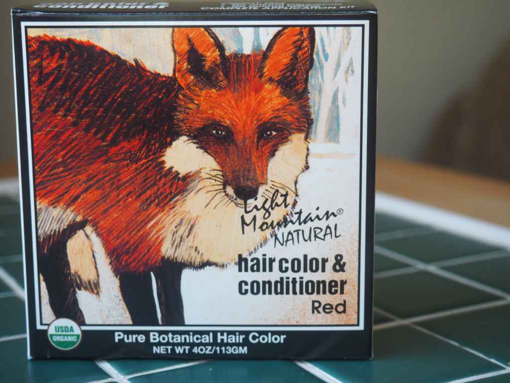 Natural Hair Color | Light Mountain Natural GIVEAWAY