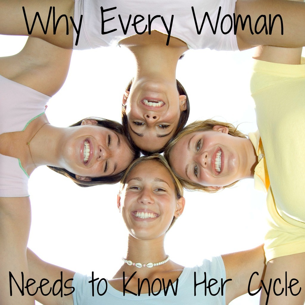 Every woman needs to know her body - learn why you need to know your cycle! | How We Flourish