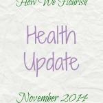 Health Update November 2014