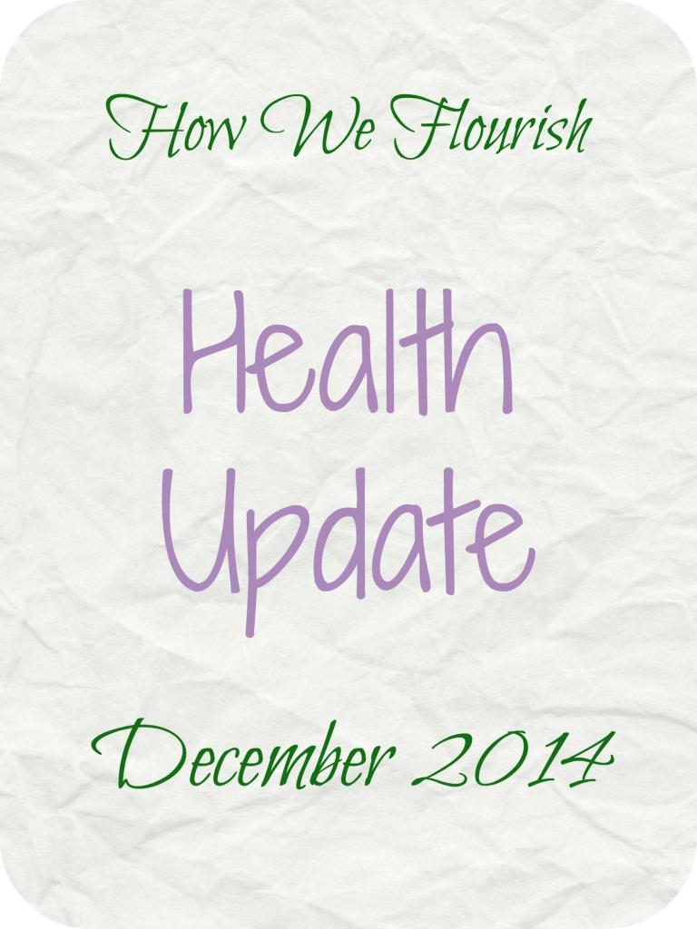 Health Update December 2014