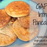 GAPS Intro Pancakes
