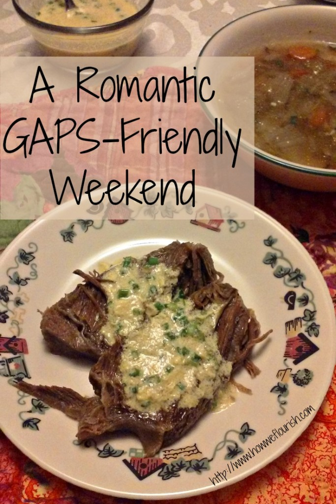 Romantic GAPS Weekend