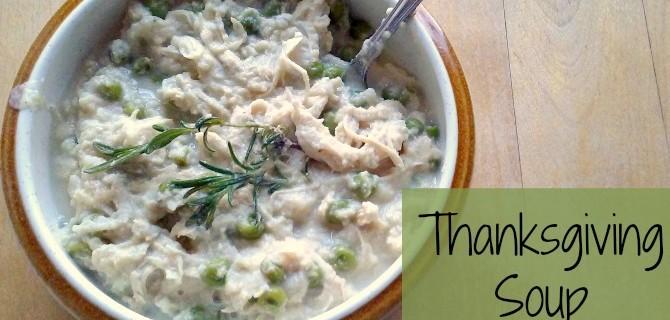 Thanksgiving Soup